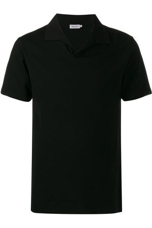 Filippa K Short-sleeve fitted polo shirt