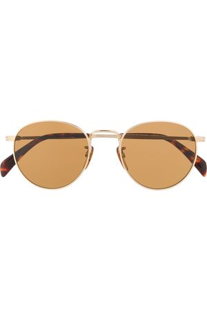 David beckham 1005/S round frame sunglasses
