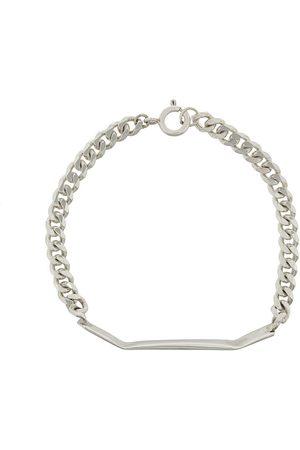 NIZA HUANG Muži Náramky - Chain and bar bracelet