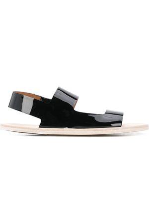 MARSÈLL Polished strap sandals