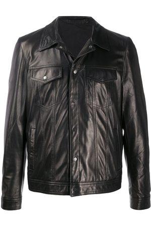SALVATORE SANTORO Fitted long sleeved jacket