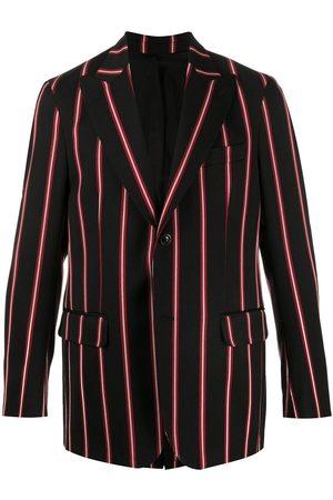 Cobra S.c. Striped fitted blazer