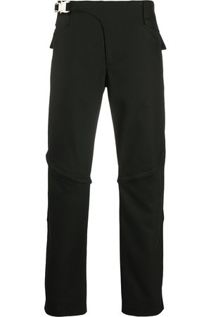 1017 ALYX 9SM Buckled straight-leg trousers