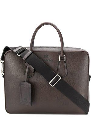 Church's Top zipped briefcase