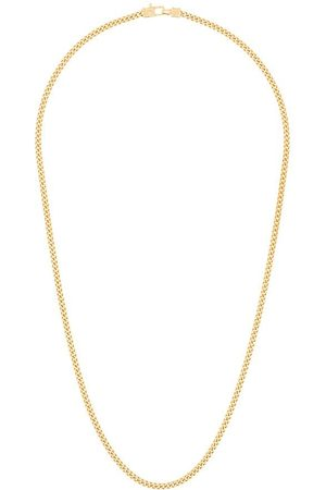 TOM WOOD Gold-plated sterling silver necklace