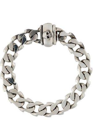 EMANUELE BICOCCHI Edge cuban chain bracelet