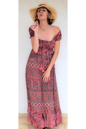 PINK PLANET Dámské letní šaty LS130 S