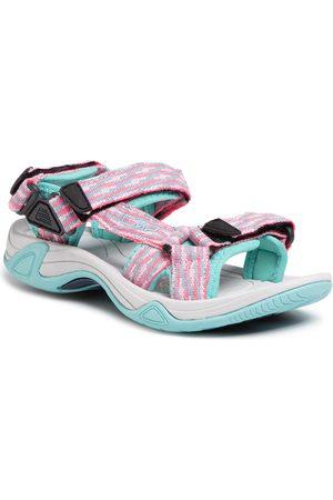 CMP Dívky Pohorky - Kids Hamal Hiking Sandal 38Q9954