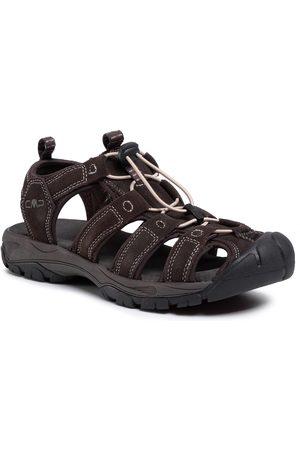 CMP Muži Pohorky - Sahiph Leather Hiking Sandal 30Q9507
