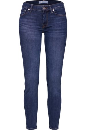 7 for all Mankind Džíny 'The Skinny Crop