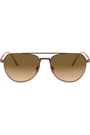 Persol Sluneční brýle - Oversized aviator sunglasses
