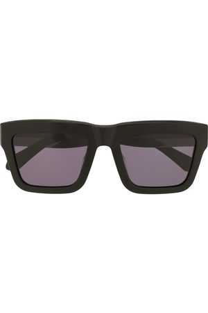 Karen Walker Sluneční brýle - Crystalline square frame sunglasses