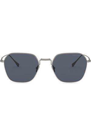 Armani Muži Sluneční brýle - Square-frame tinted sunglasses