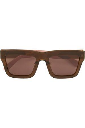 Karen Walker Sluneční brýle - Colour-block tinted sunglasses
