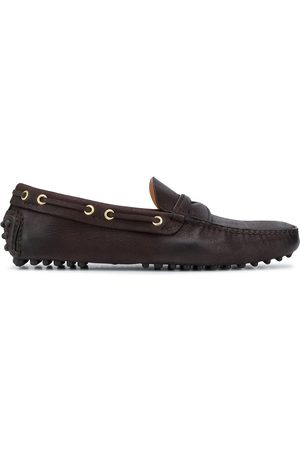 adidas Distressed driving loafers