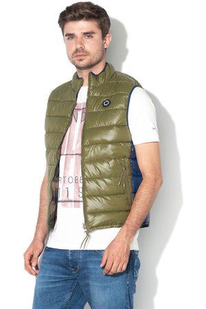 Pepe Jeans Muži Vesty - Pánská oboustranná vesta Joseph