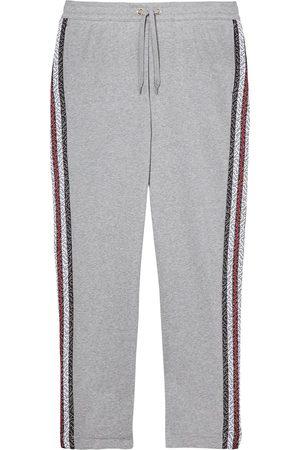 adidas Monogram stripe track pants