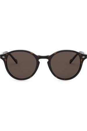 vogue Oval frame tortoiseshell sunglasses