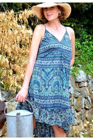 PINK PLANET Ženy Letní - Dámské letní šaty LS637 L