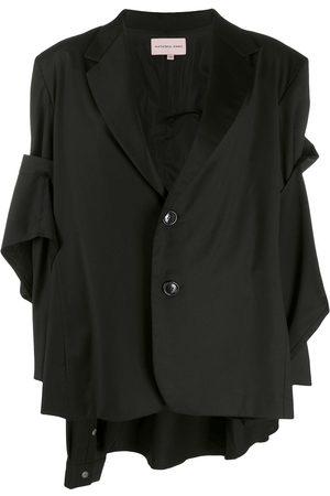 Natasha Zinko Shirt on the back jacket