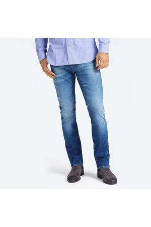 Guess Muži Strečové - Pánské modré džíny Ultimate Stretch