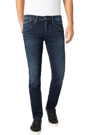 Pepe Jeans Pánské modré džíny Track