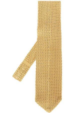 Gianfranco Ferré 1990s knitted tie
