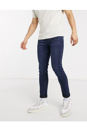 Only & Sons Skinny fit jeans in dark blue