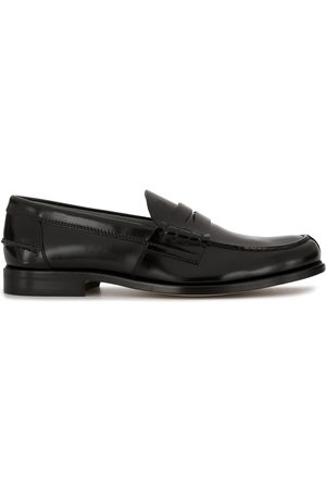 Tod's Classic leather loafers
