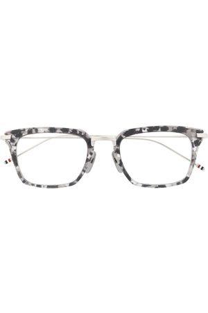 Thom Browne Wayfarer cat-eye shaped glasses