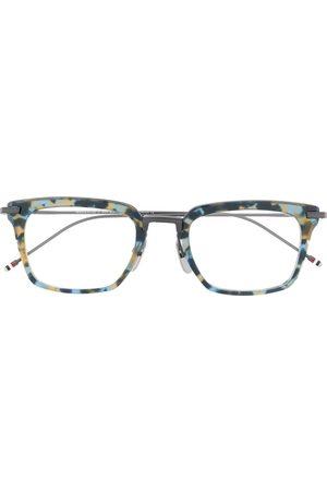 Thom Browne Wayfarer square-frame glasses