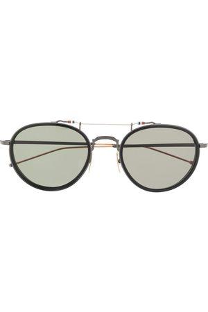 Thom Browne Pantos round-frame sunglasses