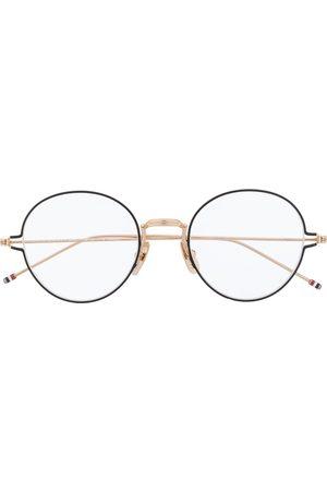 Thom Browne Sluneční brýle - Round-frame eye glasses