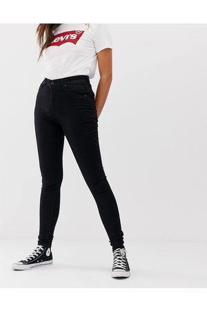 Levi's Levi's Mile High Skinny Jean in Clean Black