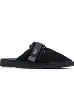 SUICOKE Touch strap slippers