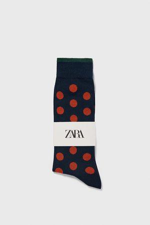 Zara Ponožky s puntíky