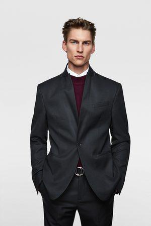 Zara Oblekové sako se strukturou