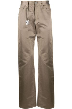 Gianfranco Ferré 2000s pre-owned straight-leg trousers
