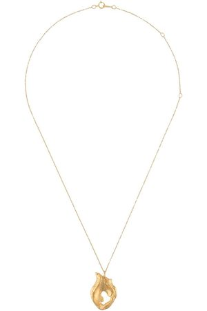 Alighieri Flame shape pendant