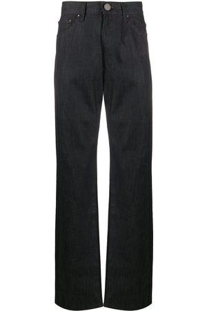 Gianfranco Ferré 2000s pre-owned wide-leg jeans