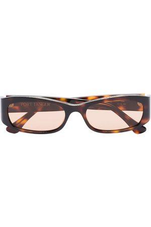 Port Tanger Leila tortoiseshell sunglasses