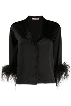 Gilda & Pearl Feather cuff Esme jacket