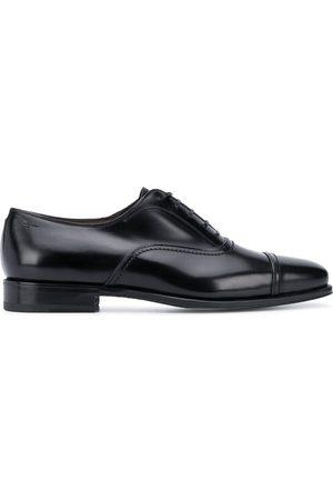 Salvatore Ferragamo Square-toe oxford shoes