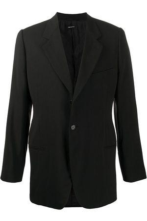 Giorgio Armani 1990s single-breasted jacket