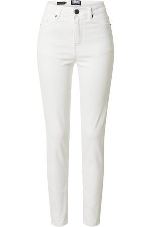Urban classics Džíny 'Ladies High Waist Skinny Jeans
