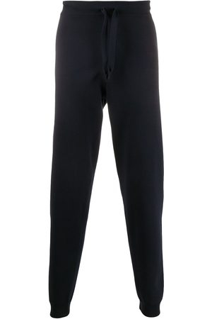 corneliani Tapered-leg track pants