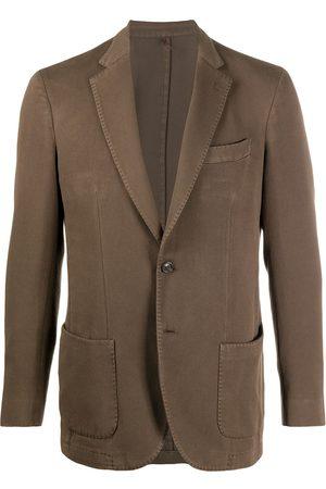 DELL'OGLIO Single-breasted blazer