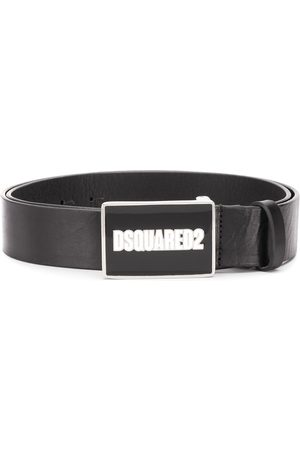 Dsquared2 Logo-plaque belt