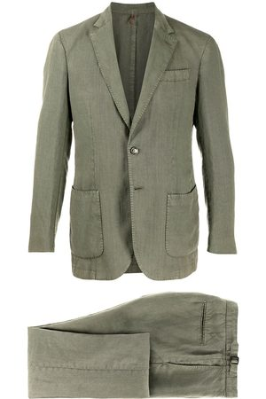 adidas Single-breasted notched lapels suit