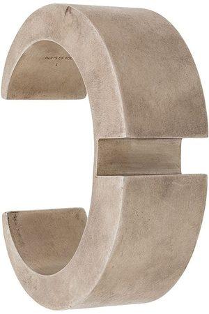 PARTS OF FOUR Náramky - Crescent Rift 30mm bracelet